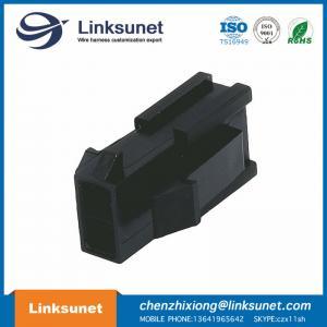China Black 43020 - 0200 Microfit MOLEX Crimp Housing 2 Circuits UL 94V - 0 wholesale