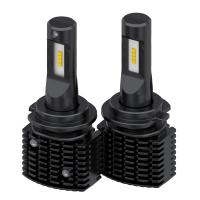 Buy cheap H7 for car led headlight bulbs/ Ajustable socket / GH200N / small size from wholesalers
