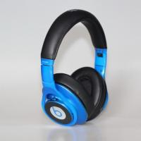 China Blue Monster Beats By Dr.Dre Studio Headphones For Travel wholesale