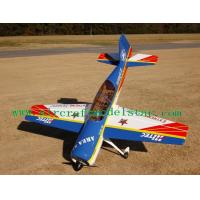China YAK54 100CC Professional balsa wood gas plane model manufactory wholesale