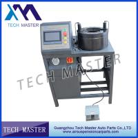 China Touch Screen Hydraulic Hose Crimping Machine for Air Spring Suspension Crimper wholesale