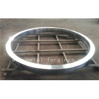 China Case Hardening Steel 18CrNiMo7-6 Metal Forged Blanks / Gear Blank wholesale