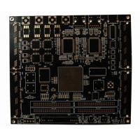 China Rigid 6 Layer Fr4 Copper Clad Circuit Board ENIG Surface Finish Quick Turn NO MOQ wholesale