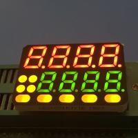Buy cheap Multicolour two lines 8 Digits 7 Segment LED Display For Temperature controller from wholesalers