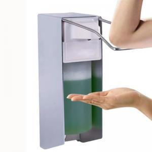 China Wall Mount Elbow Press Pump Manual Type Soap Dispenser on sale
