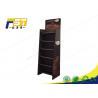 Buy cheap CMYK Printing POS Floor Sanding Cardboard Shelf Display Rack For Chocolate from wholesalers