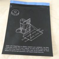 China Three Side Seal Mylar Ziplock Plastic Packaging Bags For Medical Tape Packaging wholesale