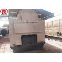 China Durable Wood Pellet Steam Boiler Fire Tube Structure 0.5t/H - 4t/H Capacity wholesale