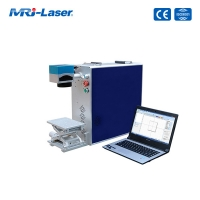 China 20W 1064nm Fiber Laser Engraving Machine For Stainless Steel wholesale