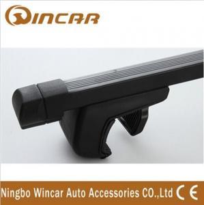 China Heavy Duty Aluminium Lockable Car Roof Racks Estate Roof Bars Crossbar wholesale