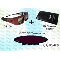 China Home Theater 3D Multimedia Emitter kit with IR 3D Glasses Emitter  wholesale