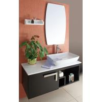 China Modern Bathroom Furniture Corner Bathroom Sink Cabinet wholesale