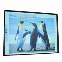 China Dual Touch IR 80-inch Electronic Interactive Whiteboard, Quality First, Service Most wholesale