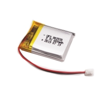 China PL802530 2.22Wh 600mAh 3.7 V Lithium Ion Polymer Battery wholesale