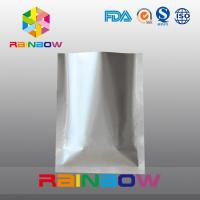 China Grip seal aluminum foil retort pouch / sterilization pouch of aluminum foil bag wholesale