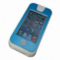 China Waterproof Diving and Swimming Cases for iPhone 4/4S, 12m Depth Waterproof 0.5m Shockproof wholesale