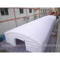Quality High Quality White Inflatable Wedding Tent with CE Blowers for sale