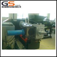China Water Cooling System Rubber Granulator Machine 1-2T/H Capacity For Filter Dirty Rubber wholesale