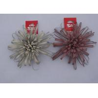 Quality Gift wrapping ribbon bows Sets 3.5 Inch Diameter - Sold individually in small size for sale