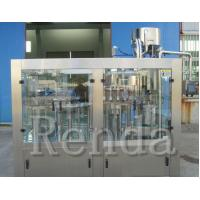China Bottled Juice Filling Equipment Stainless Steel 304 / 316 Material With High Speed wholesale