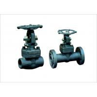 China Oil Cast Steel Gate Valve with One Side Screwed / One Side Socket Weld wholesale
