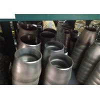 China Carbon Steel Reducer A234Wpb Butt Weld Steel Pipe Fittings Eccentric Reducer on sale