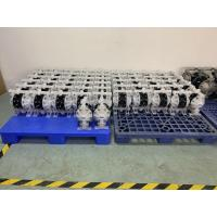 China Corrosive Liquids Air Driven Double Diaphragm Pump With Large Flow Rate wholesale
