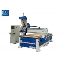China Hybrid Servo Motor 3D CNC Router Engraving Machines Auto Lubrication System wholesale