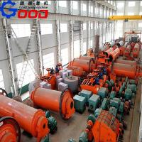 China Ore processing ball mill wholesale