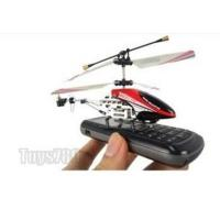 China New Gyro 3.5 Channels Metal Mini RC Helicopter on sale