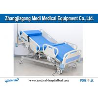 China Nurse Controller ICU Electric Hospital Bed With Remote Handset Controller wholesale
