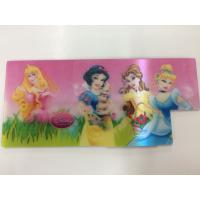 Quality Disney Changing Pictures PET 3d Hologram Stickers For Kids , Pantone Color for sale