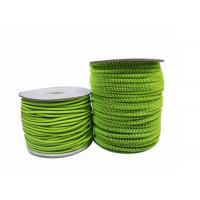 China 8mm Round Elastic Cord String Elastic Rope With Hook Coated Finishing wholesale