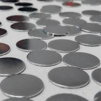 China 15mm dia x 0.5mm thick magnet wholesale