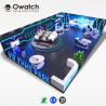 Buy cheap High Revenue Indoor Amusement Park Equipment VR Science Popularization Simulator from wholesalers