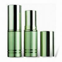 China Lipstick Tube with 72mm Height and 19.5mm Diameter, Customized Colors are Accepted wholesale
