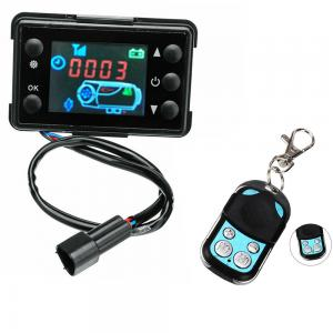 China 5KW Truck Parking Heater 12V 24V LCD Display Switch Remote Control wholesale