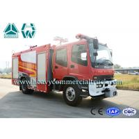 China Remote Control Long Range Fire Fighting Truck Isuzu Constant Pressure wholesale
