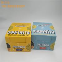 China CMYK / Customized Color Display Paper Box SGS Certificate For Chocolate Bar wholesale