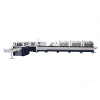 China Quick Saddle Stitching Perfect Binding Equipment on sale