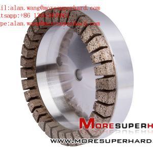Quality 6A2 Metal Bond Diamond Cup Wheel for Straight Edge Machine alan.wang@moresuperha for sale