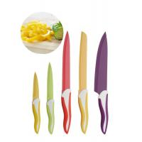 China Multifunction Stainless Steel Knife Set Etching / Laser LOGO For Restaurant wholesale