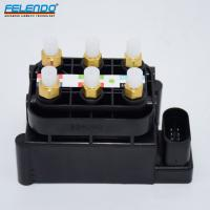 China Car Air Suspension Pump Valve For A8D4 A6 C7 OEM 4H0616013 4G0616005C on sale