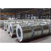 China Hot Dipped Galvanized Coil , 3 mm Hot Rolled Steel Coil For Ship Plate wholesale