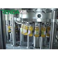 Quality 1 Year Warranty Beverage Filling Machine 2000ml PET Bottle Water Filling Machine for sale
