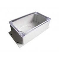 China Electronic IP65 200*120*75mm Wall Mount Plastic Enclosure wholesale