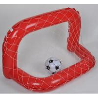 China Outdoor Games Inflatable Kids Toys Football Goal Gate/Net  EN71 PVC Soccer Gate wholesale