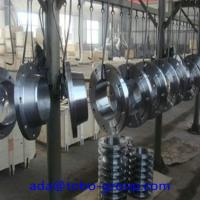 Quality Nonstandard Stainless Steel 2507 WNRF Flange Forgings Flanges And Fittings for sale