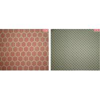 Quality far IR spontaneous heating fabric tourmaline therapy fabric for protective for sale