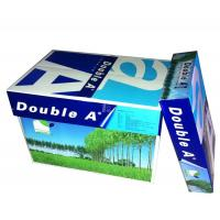 China a4 paper copy paper Double A paper famous brand name paper 80GSM wholesale